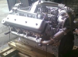Переоборудование топливной аппаратуры двигателей V8 ЯМЗ с Евро 3 на Евро 2