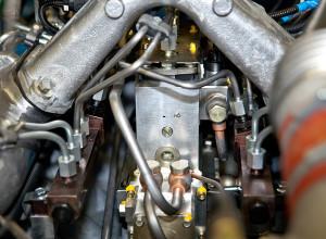 Переоборудование топливной аппаратуры двигателей V8 ЯМЗ с Евро 4 на Евро 2