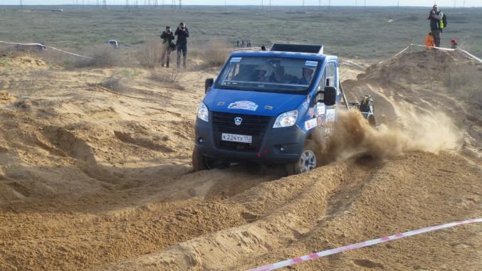 Автомобили ГАЗ приняли участие в ралли-рейде «Золото Кагана»