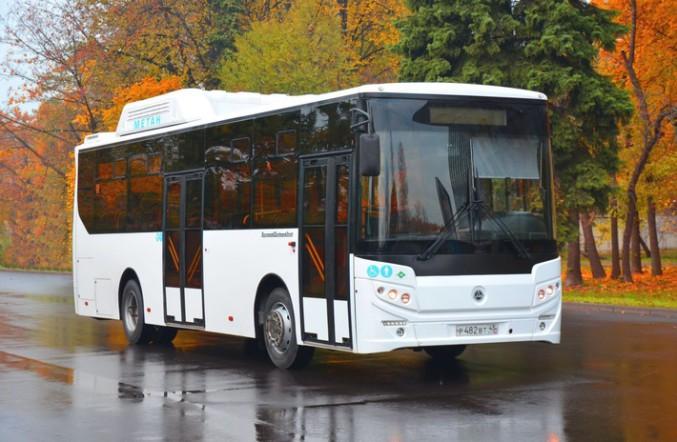 «Группа ГАЗ» разработала новую модель газового автобуса экологического стандарта «Евро-5»