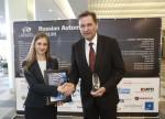 Президент «Группы ГАЗ» Бу Андерссон удостоен премии Института Адама Смита за вклад в интеграцию российской автомобильной промышленности в мировой автопром