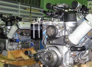 Переоборудование топливной аппаратуры двигателей V6 ЯМЗ с Евро 3 на Евро 2